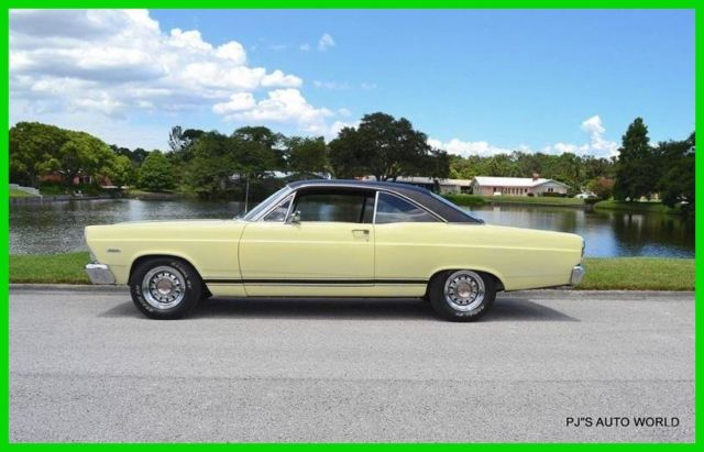 1967 Ford Fairlane 1967 Fairlane 289 V8 Automatic power steering & upgraded brakes