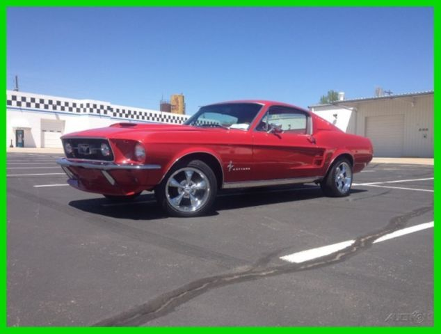 1967 Ford Mustang Beautiful Original and documented 67 Fastback