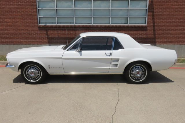 1967 Ford Mustang 289 C-code