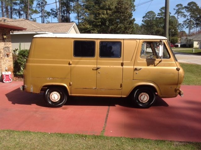 1967 Ford E-Series Van 100