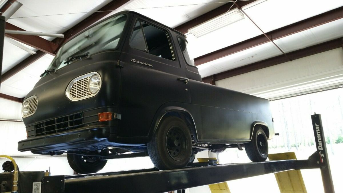 1967 Ford Other Pickups base