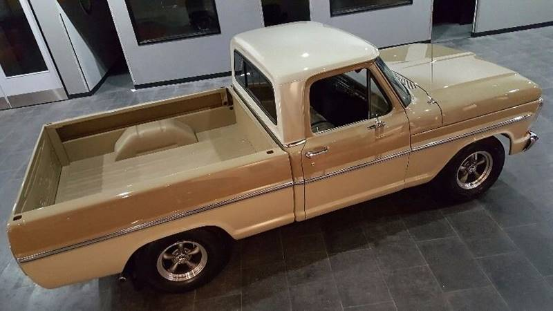 1967 Ford F-100 FRAME OFF RESTORATION