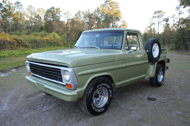 1967 Ford F-100 Don't Miss IT Call NOW 407-832-1759 Don't Miss IT
