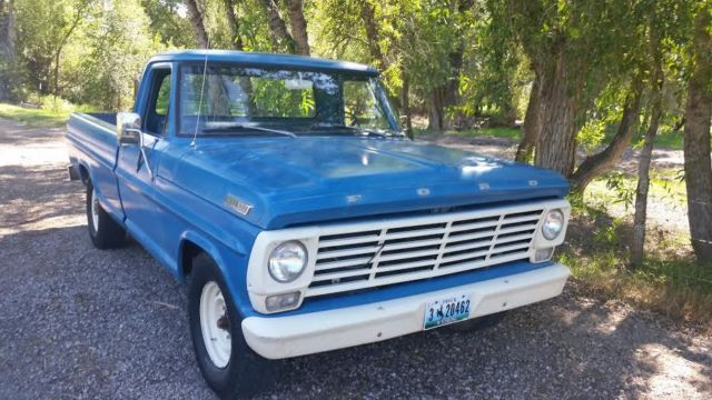 19670000 Ford F-250