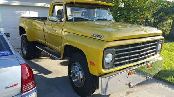 1967 Ford Other Pickups F-600