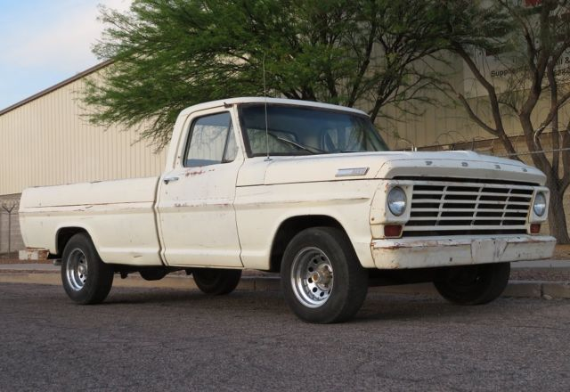 1967 Ford F-100 F100 Long bed