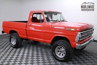 1967 Ford Other Pickups RARE! Restored. 351 Windsor!