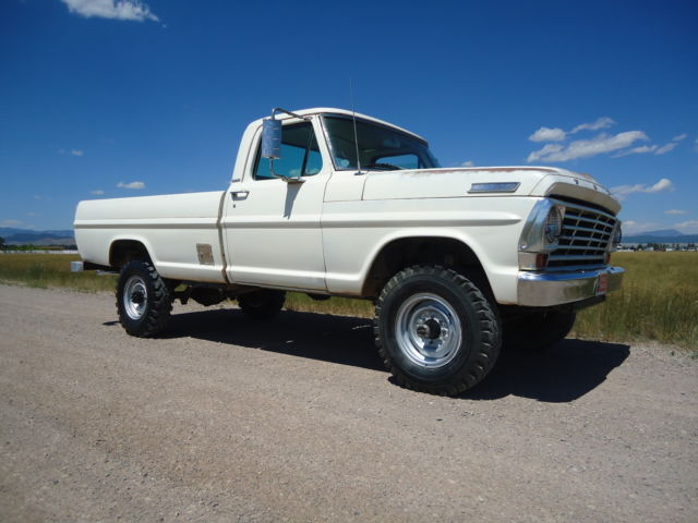 1967 Ford Other Pickups