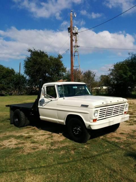 1967 ford f350 dually flat bed with braden winch lots of restoration. Cars Review. Best American Auto & Cars Review