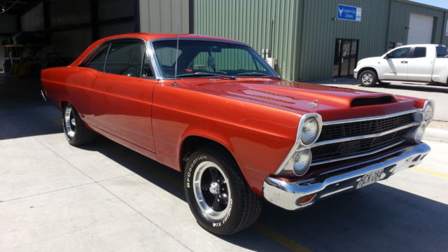 1967 Ford Fairlane 500 2 Door Hard Top