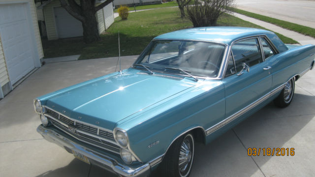1967 Ford Fairlane 500 Coupe