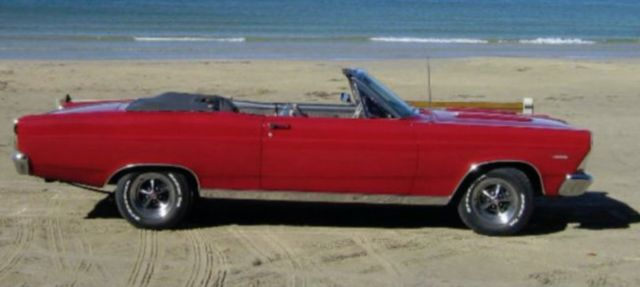 1967 FORD FAIRLANE 500 XL RARE 390 CONVERTIBLE