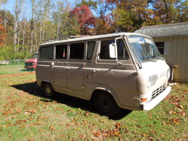 1967 Ford Other Falcon  Van