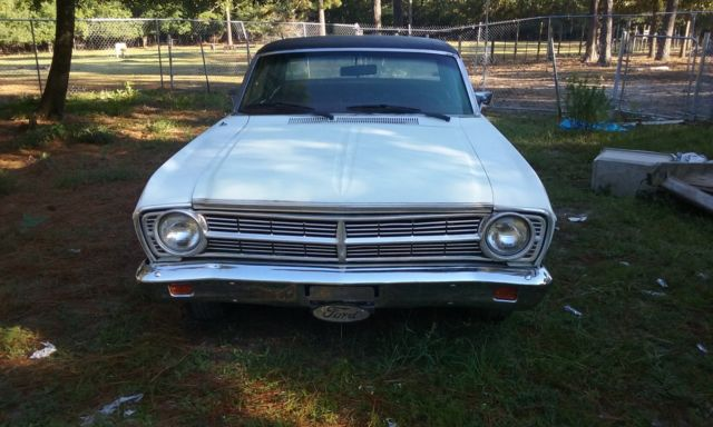1967 Ford Falcon Deluxe Trim Package