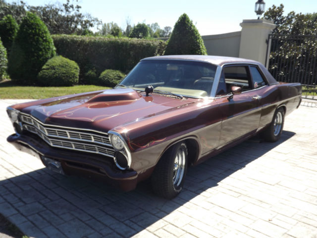 1967 Ford Galaxie Custom