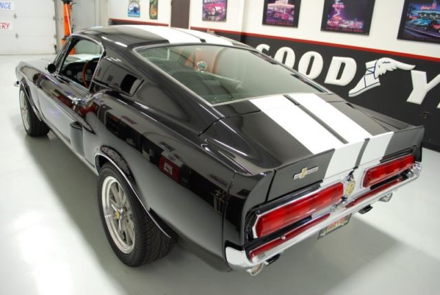 1967 Ford Mustang, Completely Restored GT500 Shelby ...