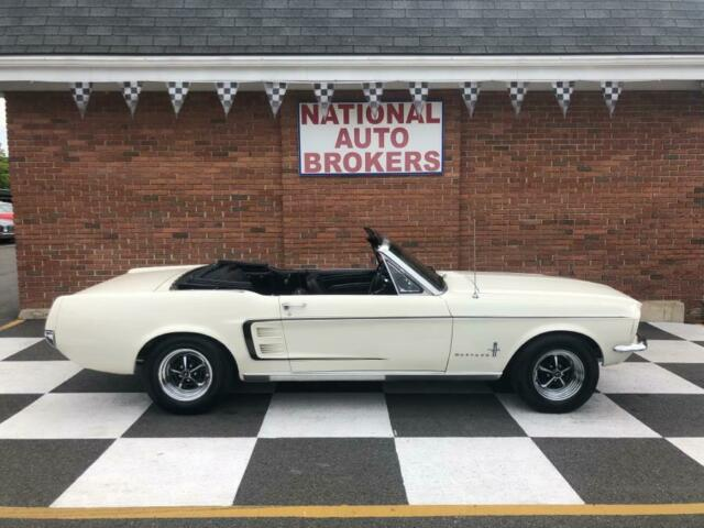 1967 Ford Mustang Convertible! Very Good Condition!