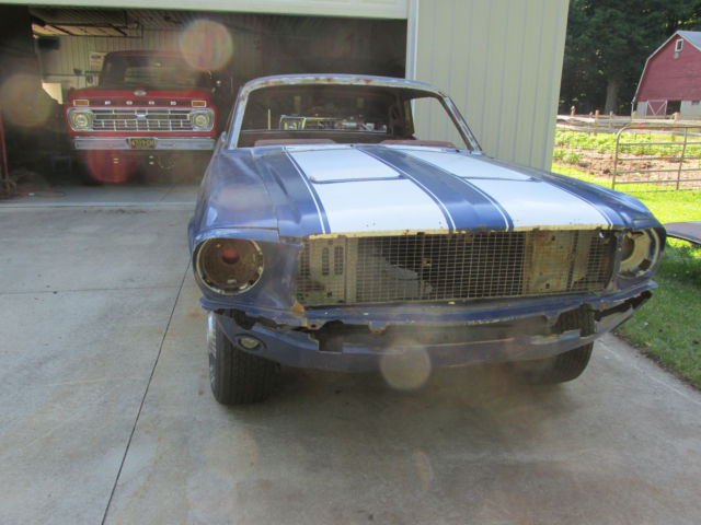 1967 Ford Mustang Prevnext
