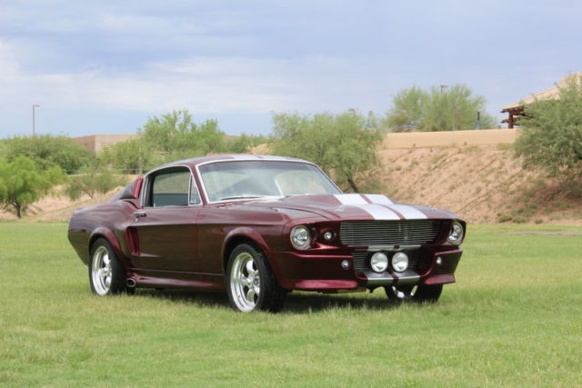 1967 Ford Mustang Shelby Eleanor Clone