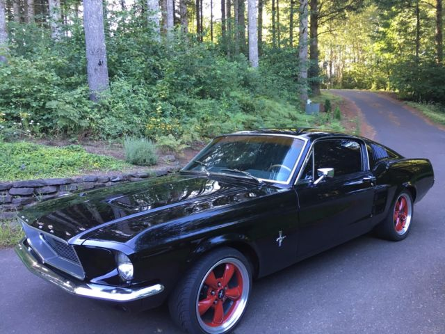 1967 Ford Mustang Fastback - S Code