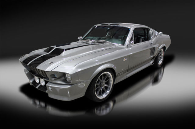 1967 Ford Mustang Fastback Custom Eleanor. One of the best. Must See