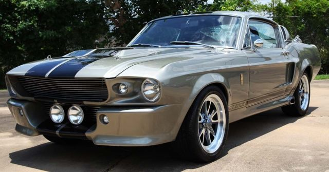 1967 Ford Mustang GT 500E