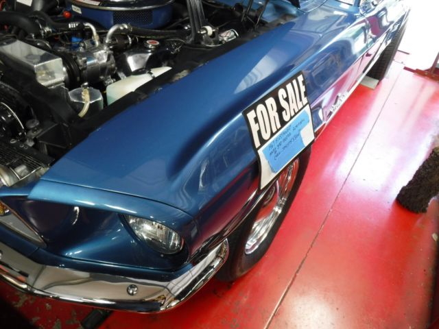 1967 Ford Mustang Fastback GT S Code