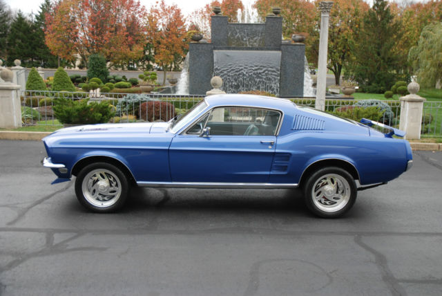 1967 Ford Mustang Fastback Gt Shelby Boss 302 Restored