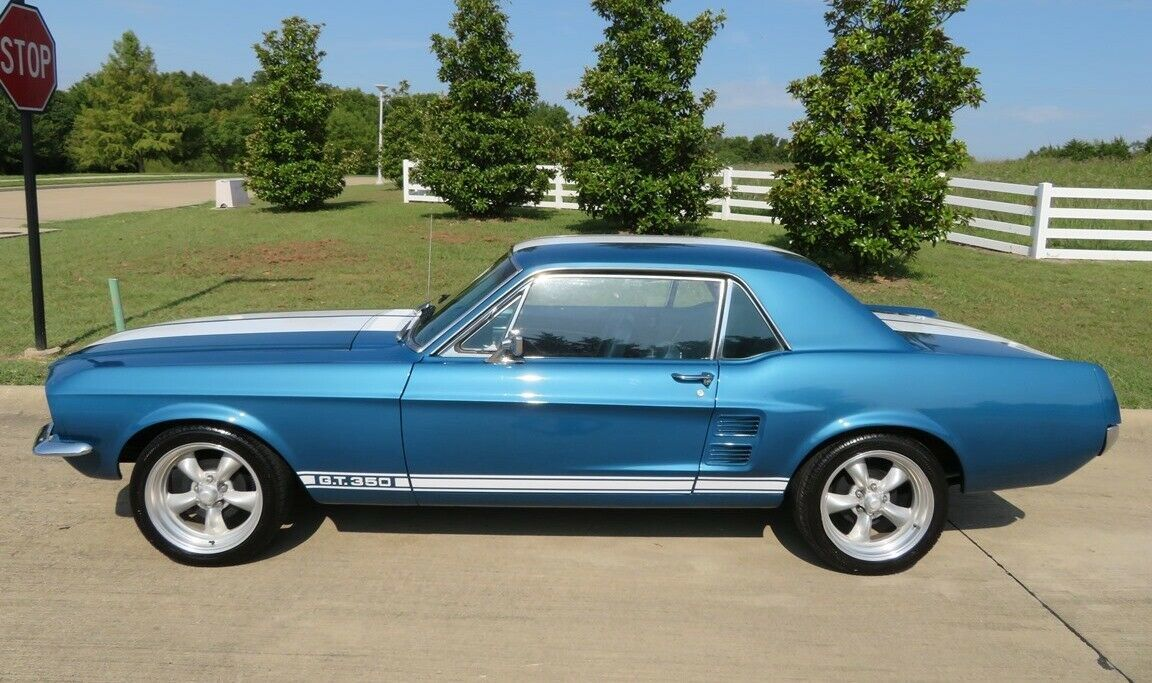 1967 Ford Mustang GT 350 w/ Power Steering
