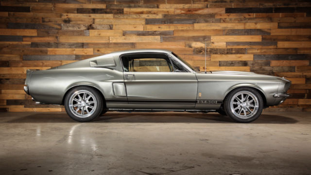 1967 Ford Mustang 465ci 4-Speed Shelby Tribute