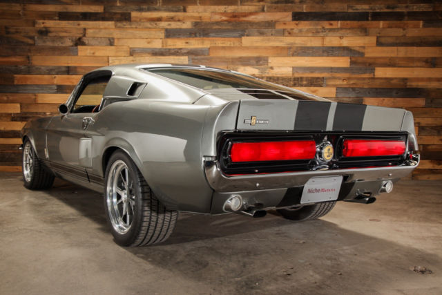 1967 Ford Mustang Gt Fastback 465ci 4 Speed Tribute Gt500