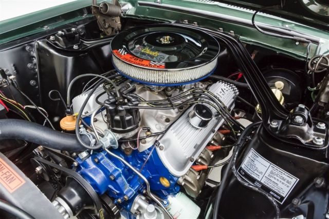 1967 Ford Mustang Gt Hipo 289 4 Speed Manual For Sale