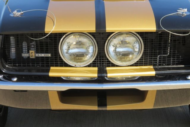 1967 Ford Mustang GT-350 Coupe