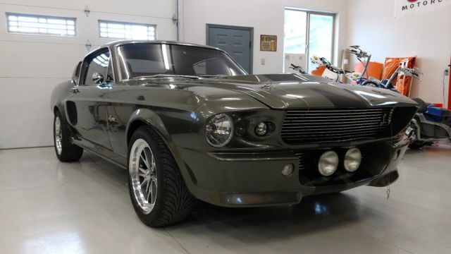 1967 Ford Mustang GT500 Eleanor #323 for sale: photos ...