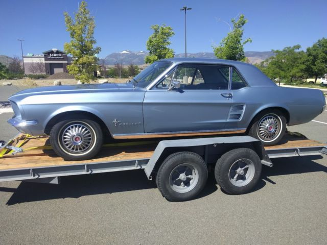 1967 Ford Mustang Base