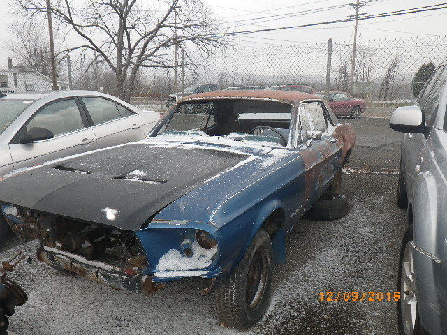 1967 ford mustang parts only or rat rod project for sale: photos