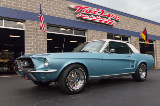 1967 Ford Mustang S-Code