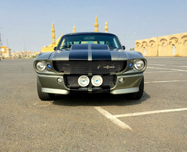 1967 Ford Mustang Shelby Eleanor GT500 for sale: photos, technical specifications, description