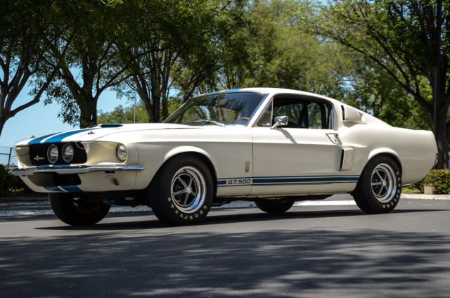 Original Mustang Shelby >> 1967 Ford Mustang Shelby Gt 500 4 Spd Matching Numbers Original