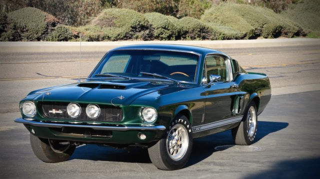 1967 ford mustang shelby gt350 fastback for sale photos technical specifications description. Black Bedroom Furniture Sets. Home Design Ideas