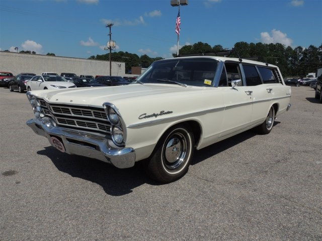 Capital Ford Rocky Mount >> 1967 FORD RANCH WAGON for sale: photos, technical specifications, description