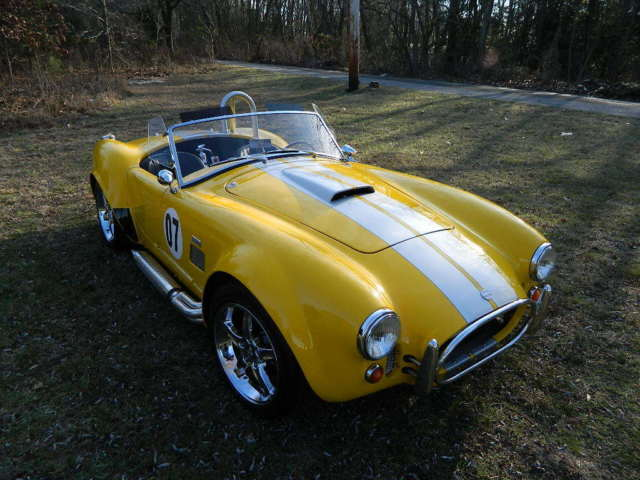 1967 Replica/Kit Makes Shelby Cobra Roadster MK 11 Cobra Shelby FFR