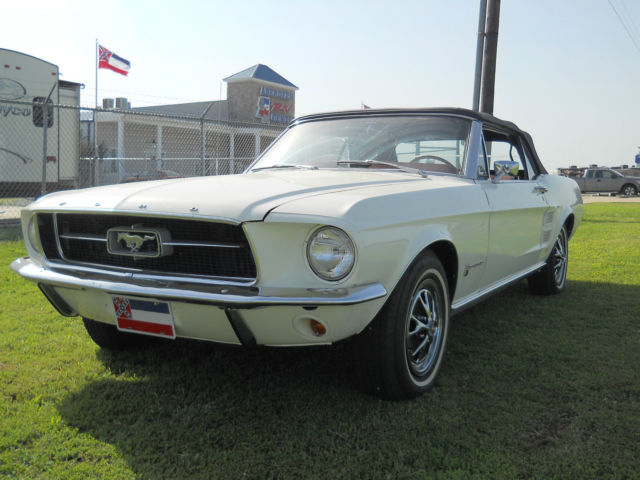 1967 Ford Mustang T-5 T5
