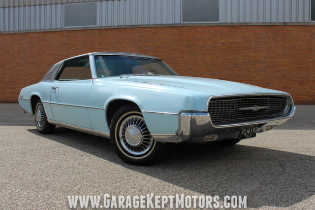 1967 Ford Thunderbird 2-Door Landau