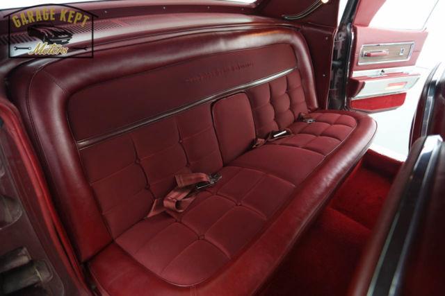 1967 Ford Thunderbird Landau Sedan 428ci 345hp V8