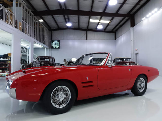 1967 Other Makes GHIA 450 SS CONVERTIBLE, ONLY 59,616 ACTUAL MILES!