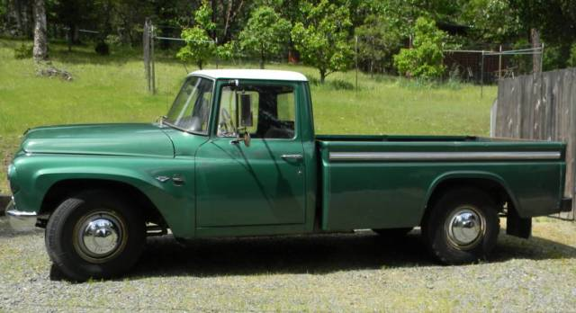 1967 International Harvester PICKUP