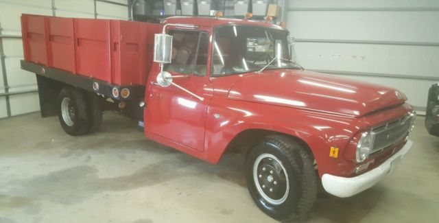1967 International Harvester d1300