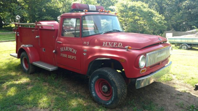 1967 International Harvester 1300