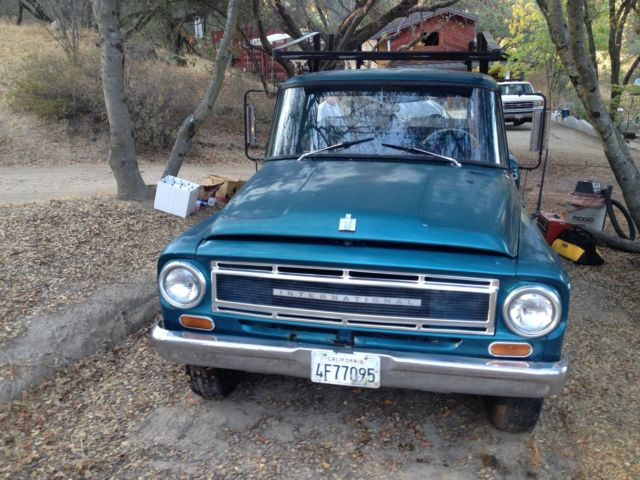 1967 International Harvester Other 1 Ton Dually